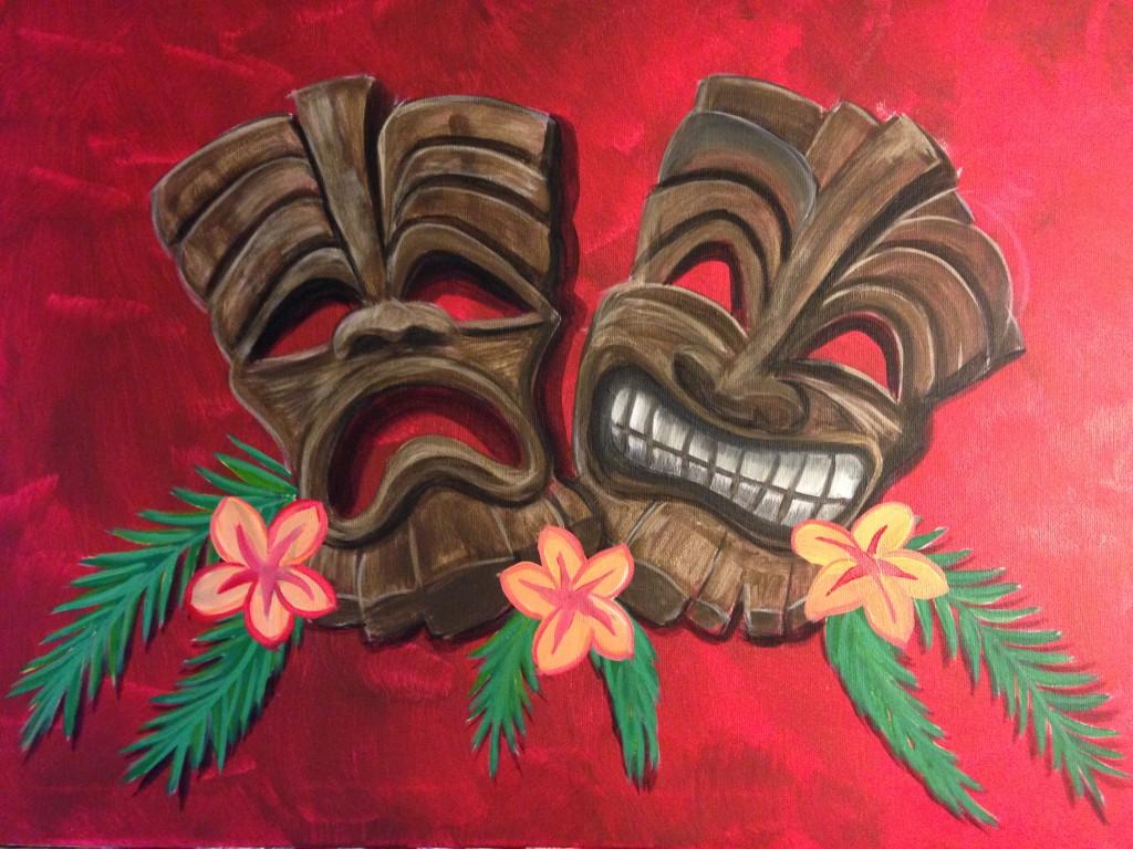 Tiki Comedy and Tiki Tragidy